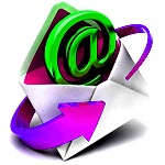 Настроить рассылку через email или vk
